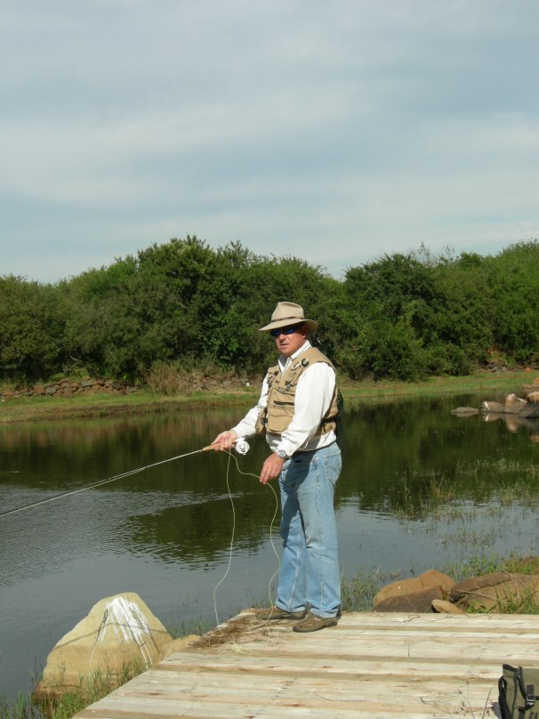Fly fishing - Cotswold