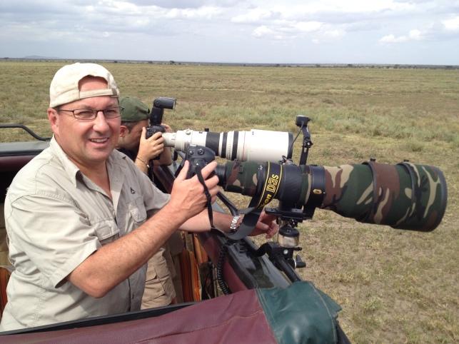 Serengeti shoot