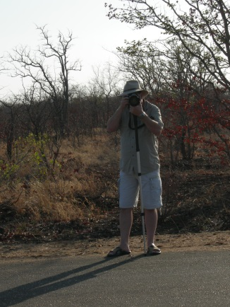 Recording the geography - Kruger National Reserve