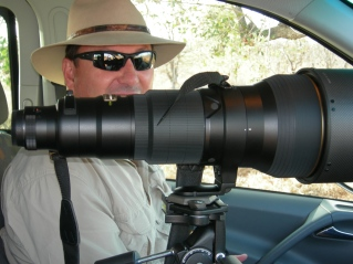 Lens gets the front seat