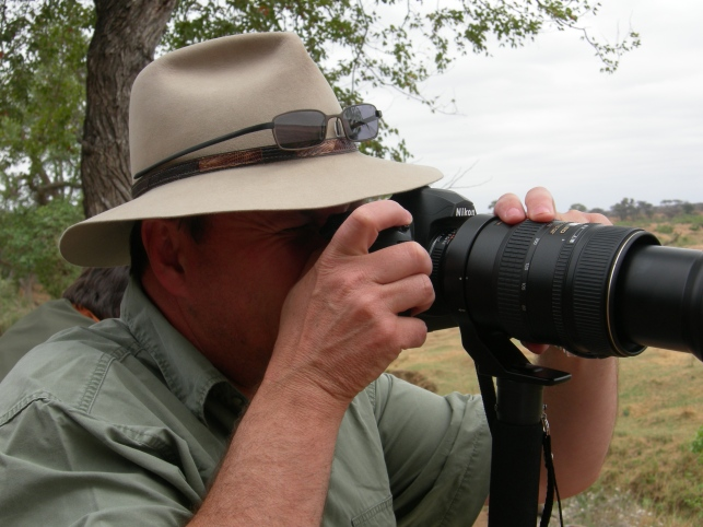 Nikon D70 and 80 - 400mm Days