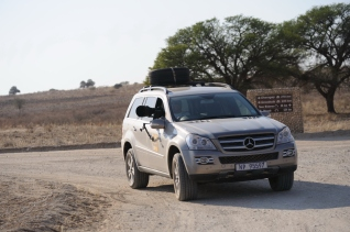 Nikon School Safari in the Kgalagadi