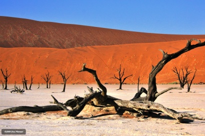 Valey of death - Sosusvlei Namibia