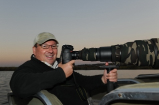 Working the Chobe River Botswana