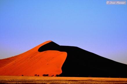 Famous Dune 45 at Sossusvlei