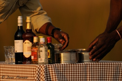 The Epitome of an African Bush Sundowner